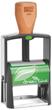 2600GL - 2600 Green Line Self-Inker