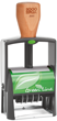 2660GL - 2660 Green Line Self-Inking Dater