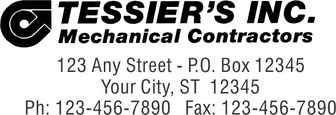 ADDRESS 2 - Address With Logo