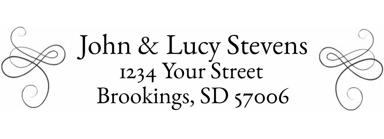 FLEXTESTRD - Side Design Address