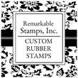 MONO-1 - Monogram Address Stamp Style 1
